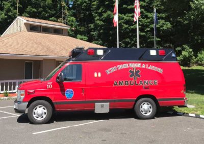 2v10 - 2009 Ford E350 Ambulance